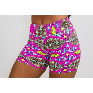SHORTS SUPLEX ESTAMPADO REF: 618